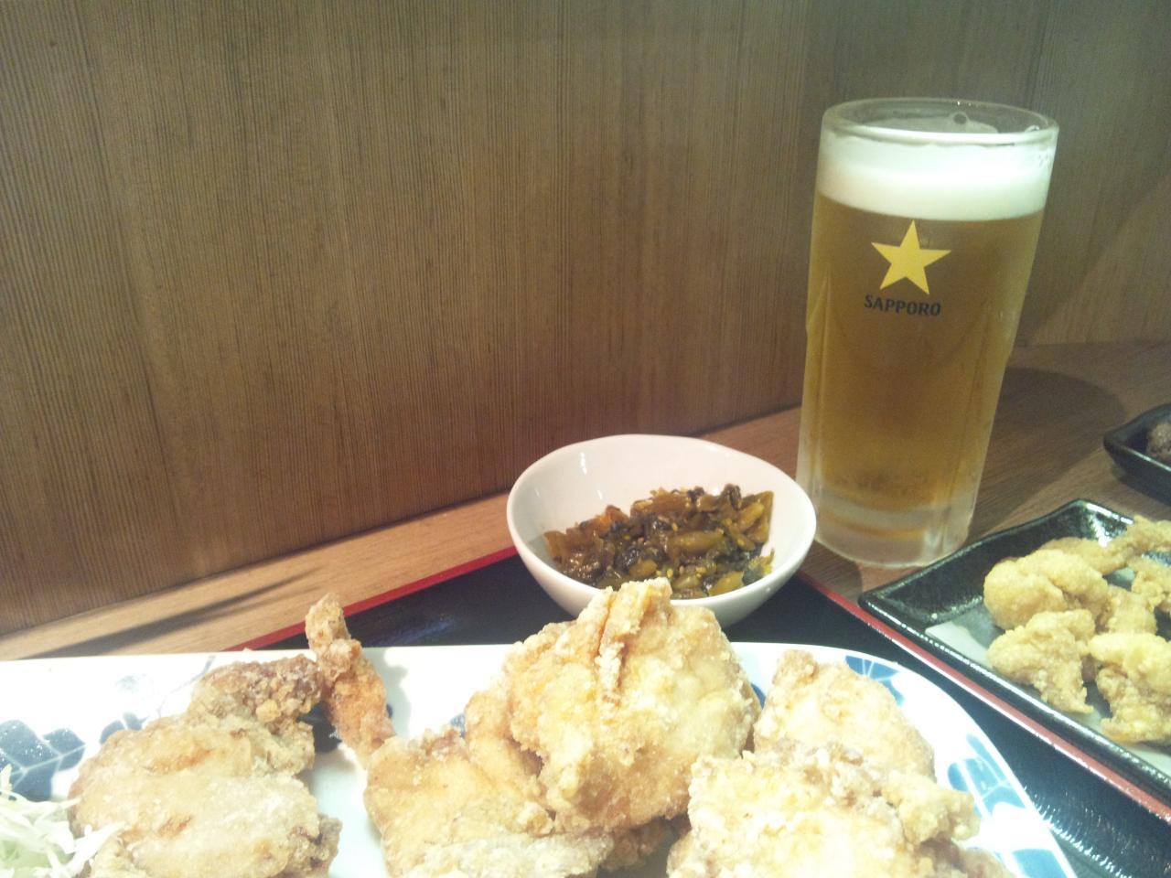 えぞや六角橋店(ビール)