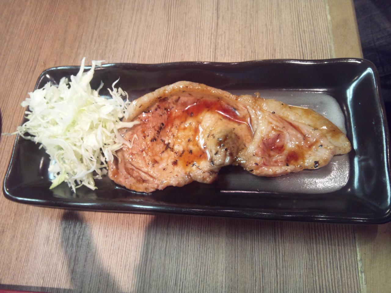 えぞや六角橋店(豚丼)
