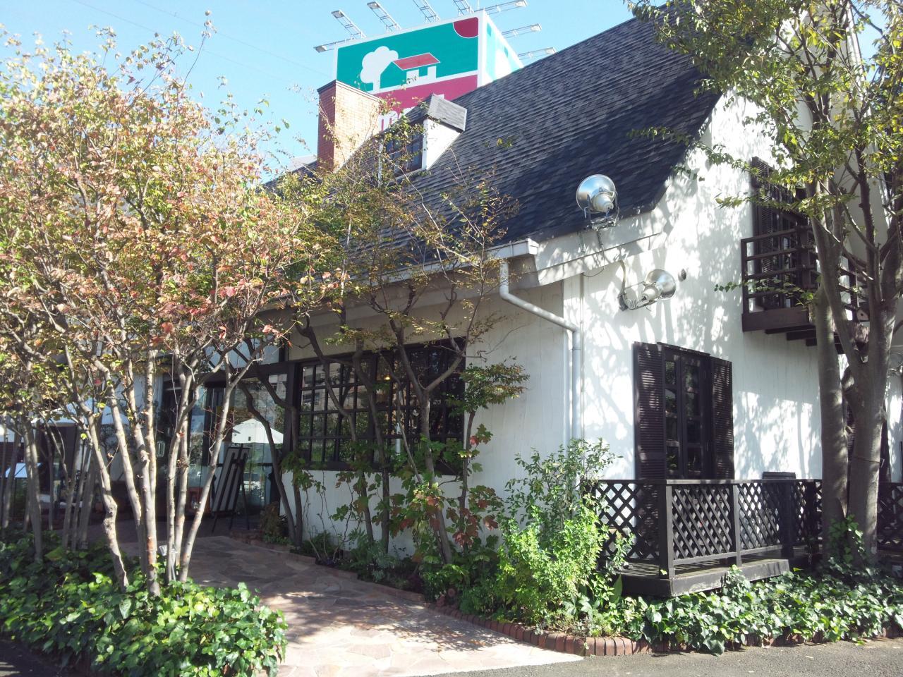 木かげ茶屋(店舗外観)