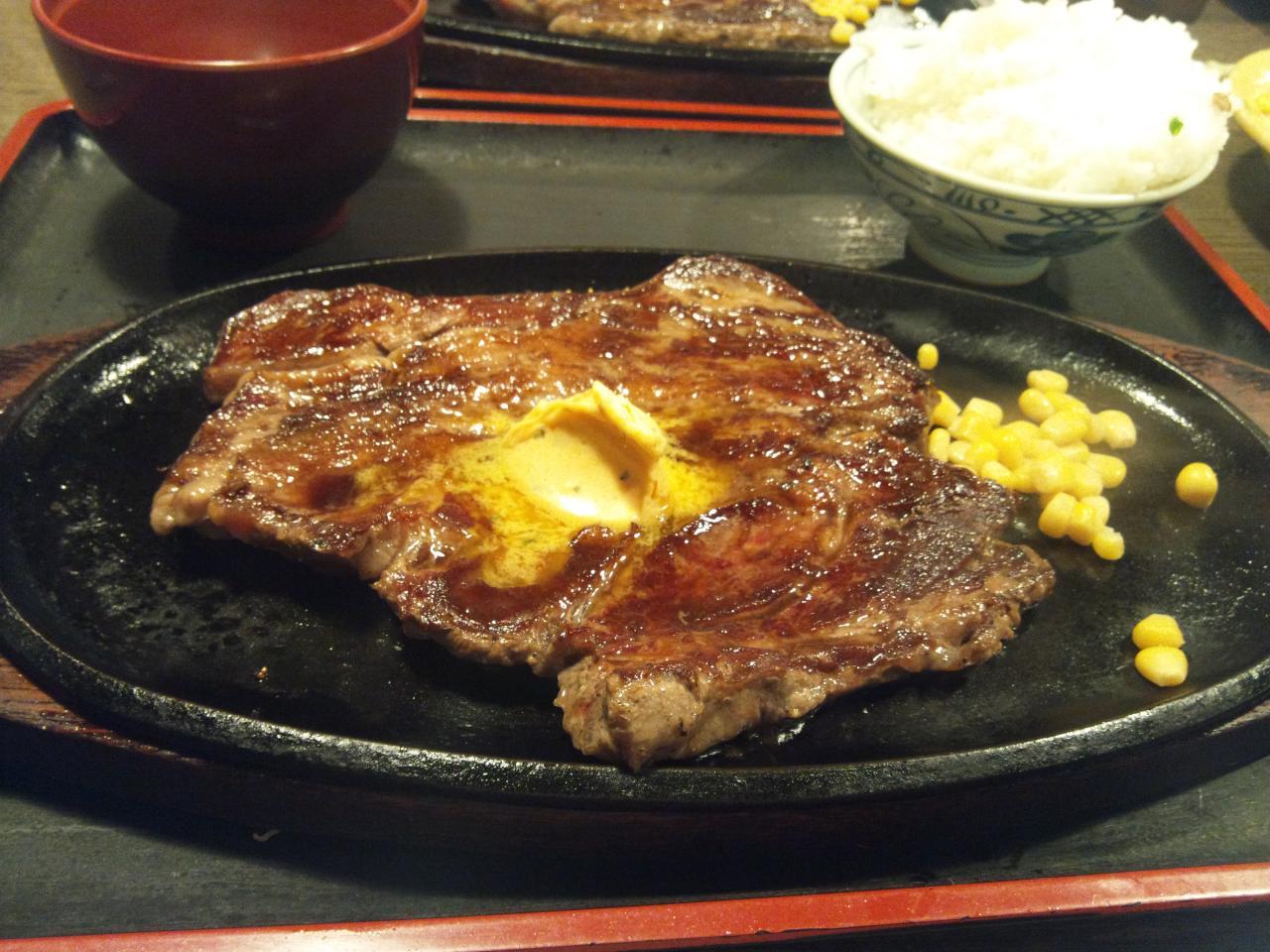 すてーき亭武蔵小金井店(食べ放題_ステーキ2)