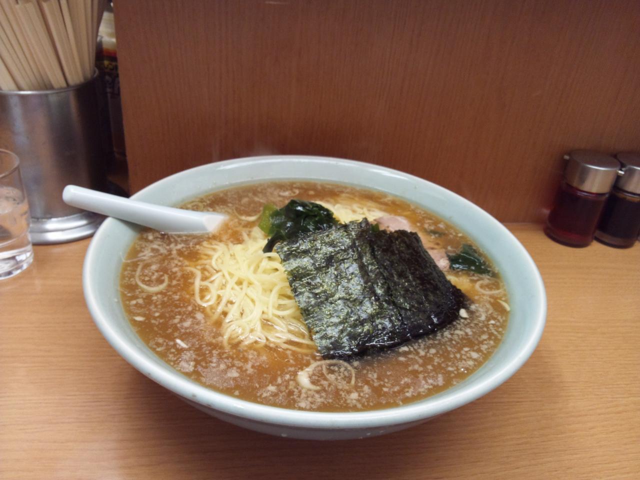 なかむら屋(ジャンボラーメン)