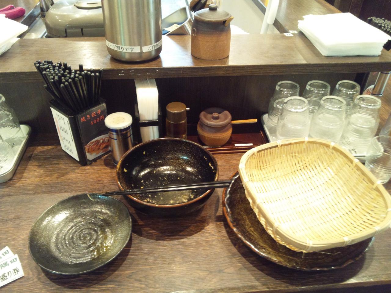 つけ麺隅田西新橋店(烏盛り)