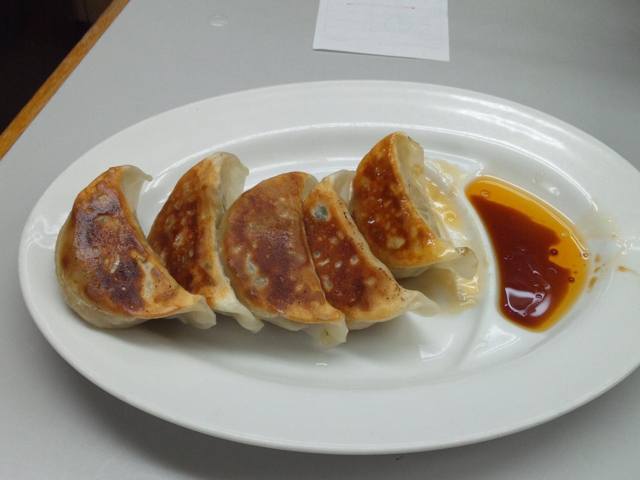 ラーメン ガキ大将 川崎鷺沼店(餃子)