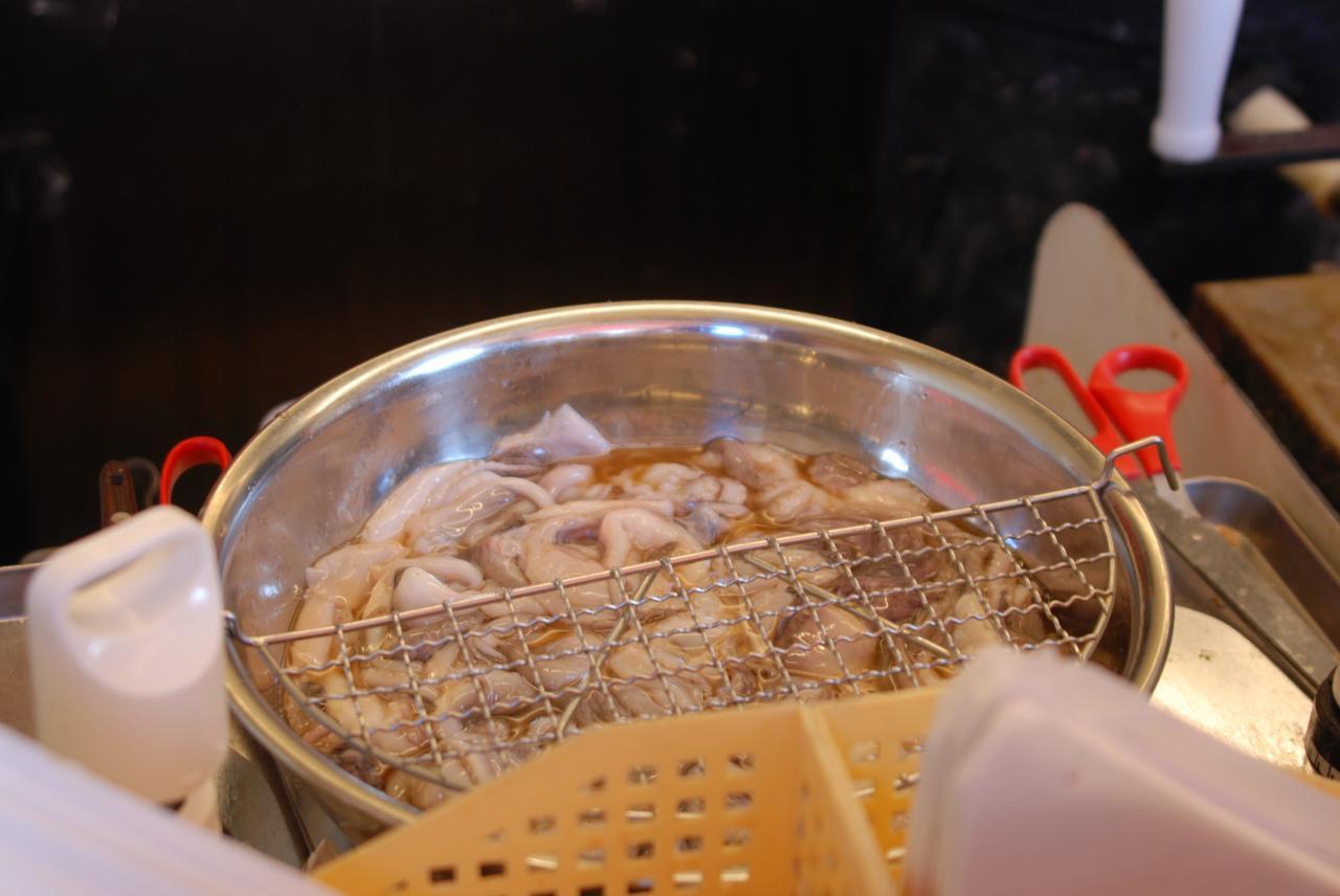 丸焼きたこせんべい長谷店(たこせんべい)
