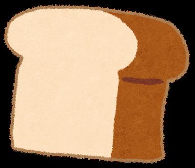 ブログ素材(食パン)