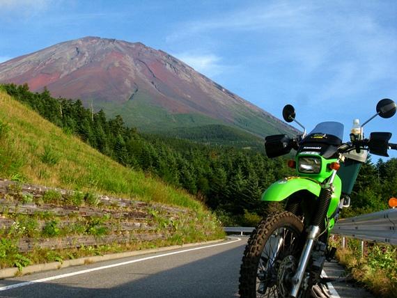 富士山麓・鳴沢村 143