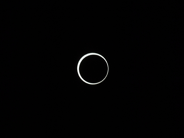 金環日食 2012.5.21