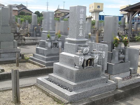 大島 墓石写真