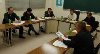 第2回作州津山商工会工業部会幹事会