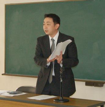 改正消費税・所得税講習会(久米会場)