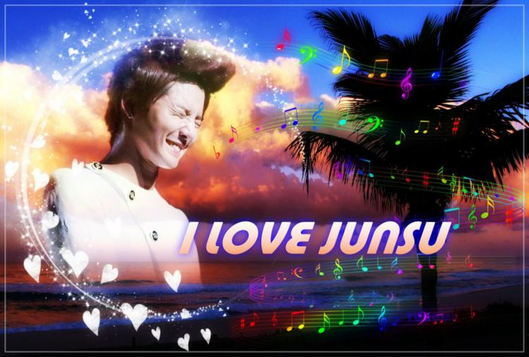 I LOVE JUNSU