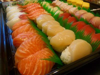 コストコ寿司