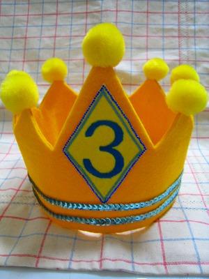 誕生日 王冠