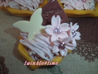 桜モンブランパイ 1-2