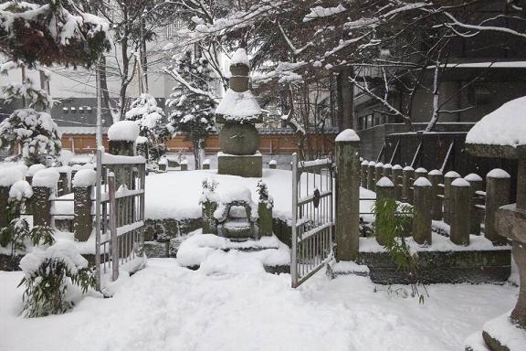 蒲生公墓所