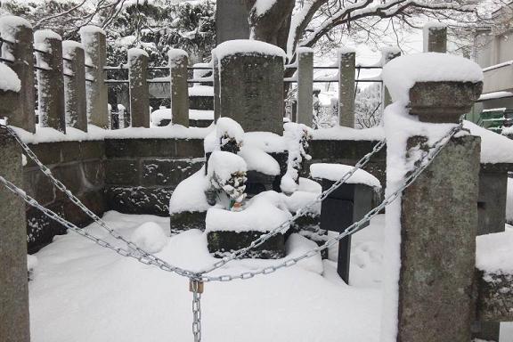 藤田五郎墓