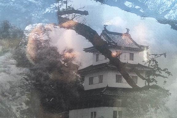 水戸城天主写真
