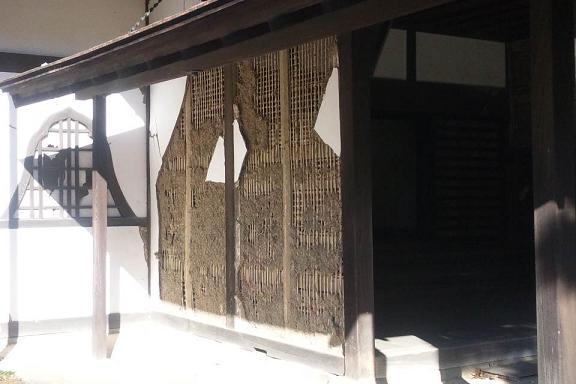 弘道館震災被害