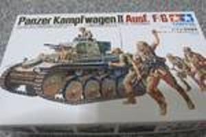 タミヤ二号戦車