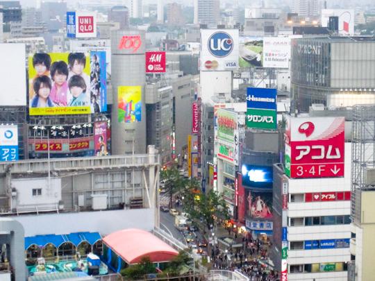 渋谷ヒカリエが30分無料の公衆無線LANに対応している件について