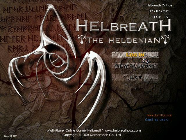Helbreath Critical SS #0