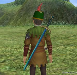 湖の騎士の剣グラ