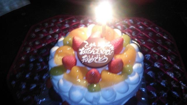 141203 珠唯奈1歳誕生日② ブログ用