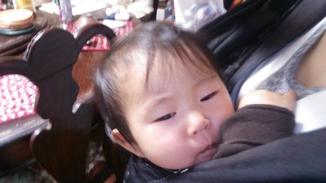 141203 珠唯奈1歳誕生日③ ブログ用