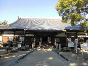 大樹寺本堂