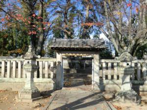 大樹寺松平8代墓