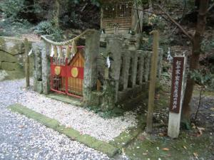 松平城家康産湯の井戸