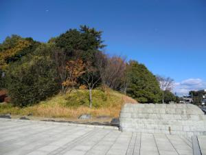 安祥城櫓台跡