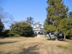 吉田城本丸鉄櫓