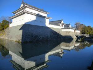 駿府城巽櫓東御門