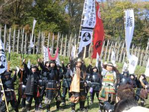 石田三成島左近軍