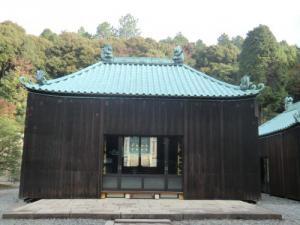 定光寺廟所焼香殿・宝蔵