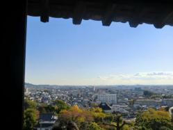 犬山城から名古屋
