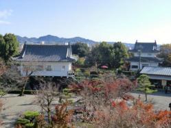 犬山城小銃櫓と本丸門
