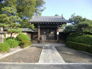 建中寺1御成門
