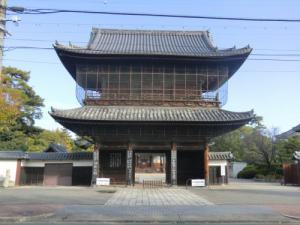 建中寺2三門