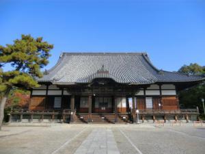 建中寺3本堂