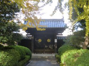 建中寺4徳川光友廟