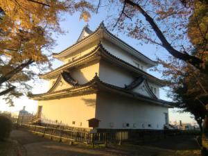 名古屋城4西北隅櫓