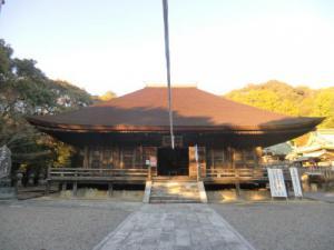 瀧山寺本堂
