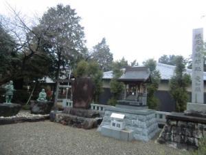 堀尾氏邸宅跡4