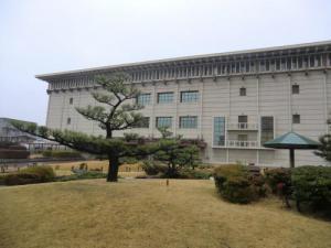 名古屋市博物館1
