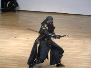 甲賀忍者黒影