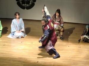 真騎劇「桶狭間の前の月夜に」5