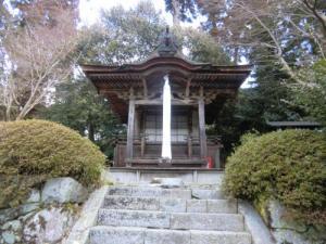 観心寺鎮守堂