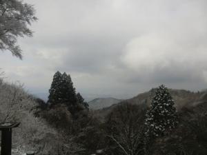 金剛山山頂景色
